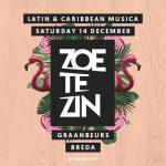 Zoete Zin • Breda <3 Tropical Christmas | Latin Musica