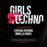 Girls Love Techno | 26 oktober