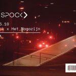 Club Spock x Het Magazijn Den Haag