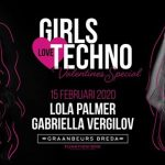 Girls Love Techno | Valentines Special